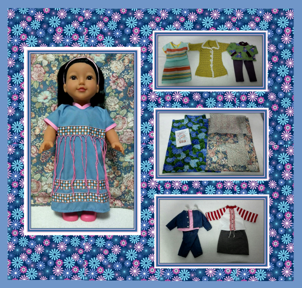 Doll Gift Tote Bag #24-Karen Asian