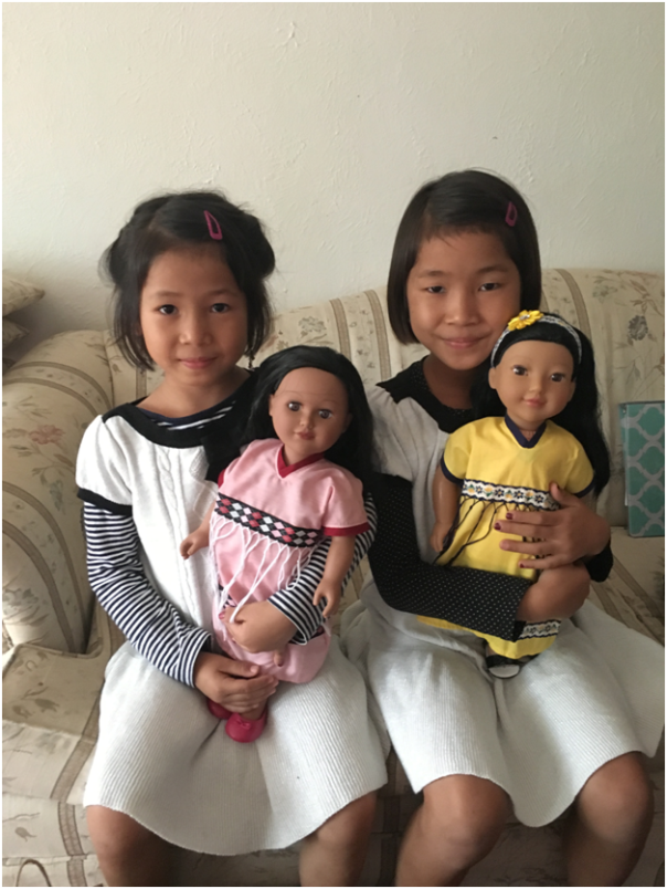 Lutheran Social Service-Refugee Services Doll Donation #1