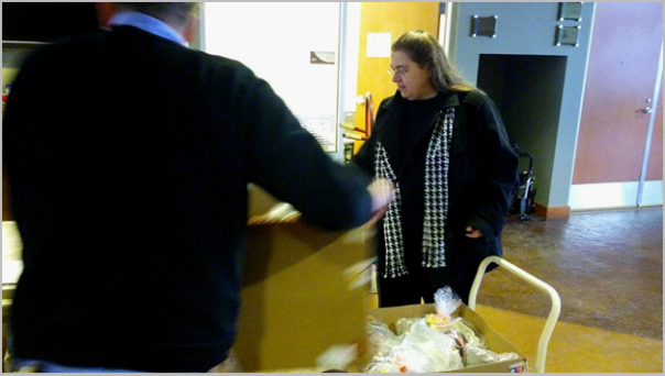 Delivery to Lutheran Social Service--Refugee Services-Minneapolis-4 - 1-10-18 C