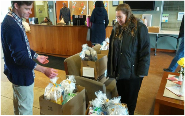 Delivery to Lutheran Social Service--Refugee Services-Minneapolis-3 - 4-16-18 C