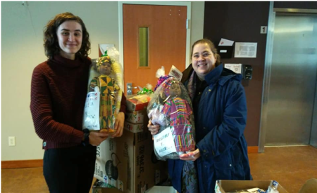 Delivery to Lutheran Social Service--Refugee Services-Minneapolis-1 - 2-25-19 C