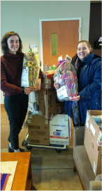 Delivery to Lutheran Social Service--Refugee Services-Minneapolis-2 - 2-25-19 C