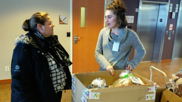 Lutheran Social Service - Refugee Services-Minneapolis Delivery B 2-11-19