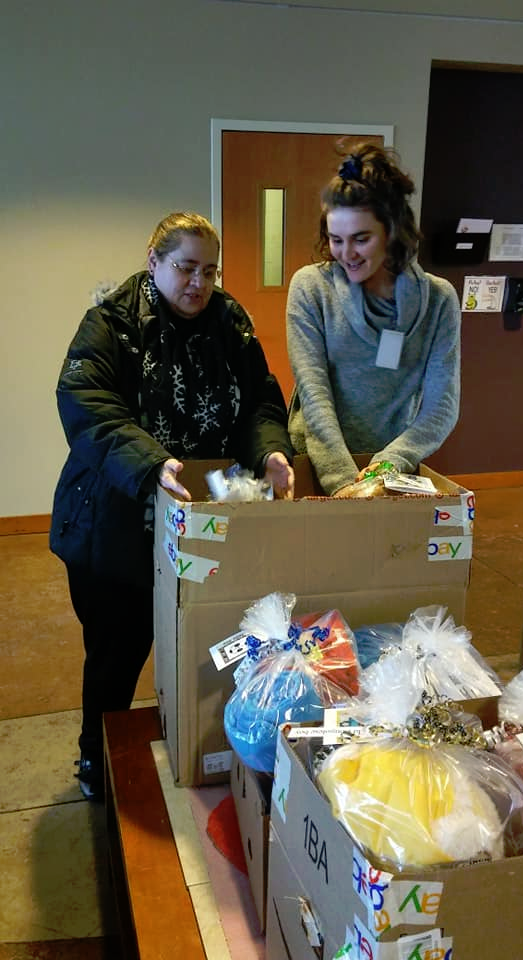 Lutheran Social Service - Refugee Services-Minneapolis Delivery C 2-11-19