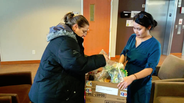 Delivery to Lutheran Social Service--Refugee Services-3-18-19 A