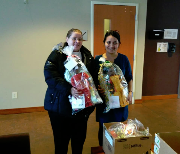 Delivery to Lutheran Social Service--Refugee Services-3-18-19 B