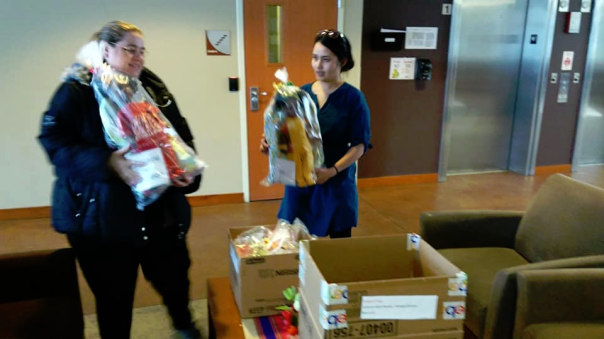 Delivery to Lutheran Social Service--Refugee Services-3-18-19 C